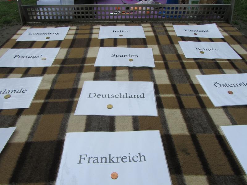 Sie sehen Bilder des Artikels: Europatag 2012