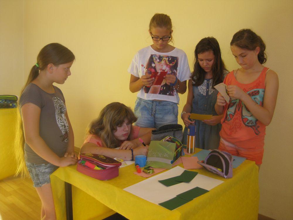 Sie sehen Bilder des Artikels: Schule mit Kultur? – JA!