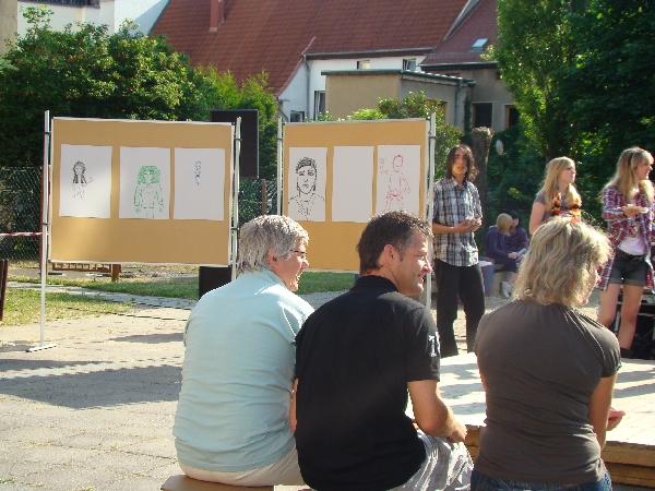 Sie sehen Bilder des Artikels: Letzter Schultag 2010