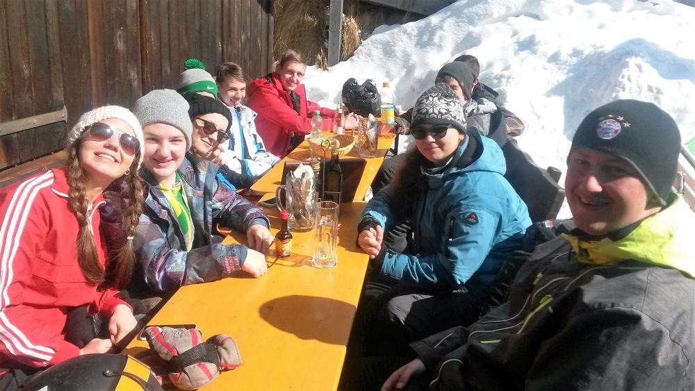 Sie sehen Bilder des Artikels: Studienfahrt Südtirol