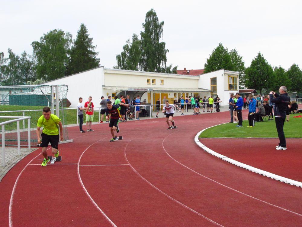 Sie sehen Bilder des Artikels: Sportfest 2016
