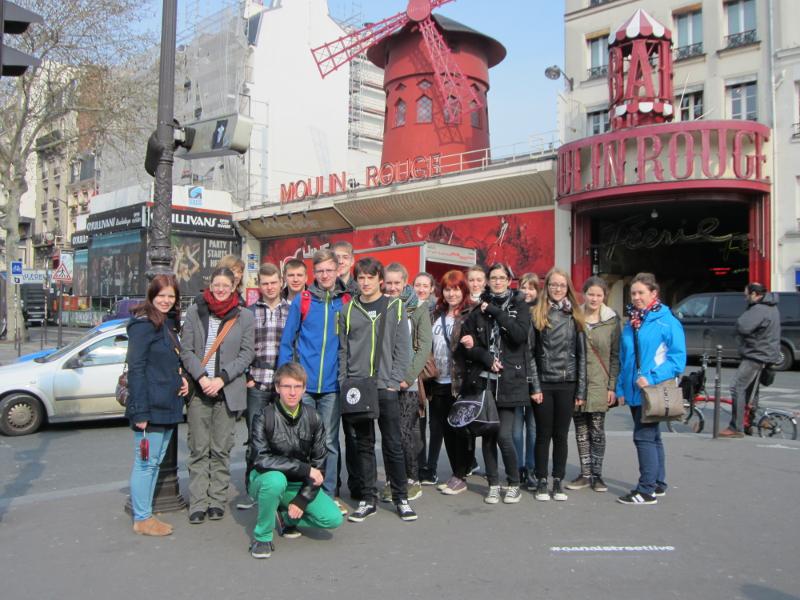 Sie sehen Bilder des Artikels: Paris la belle
