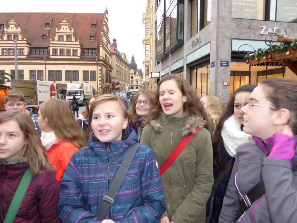 Sie sehen Bilder des Artikels: Ein Tag in Leipzig