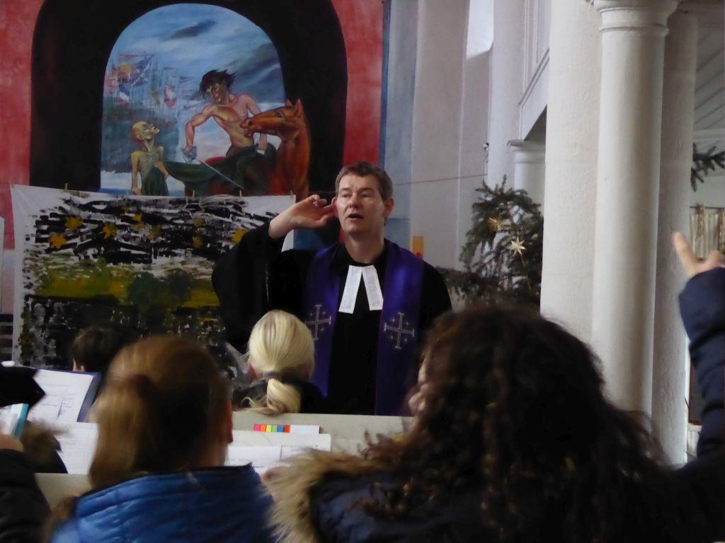 Sie sehen Bilder des Artikels: ADVENTSZEIT - ein Besuch in der Meuselwitzer Kirche