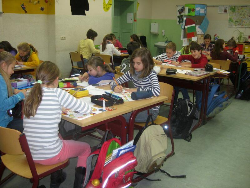 Sie sehen Bilder des Artikels: Projektwoche der 5. Klassen