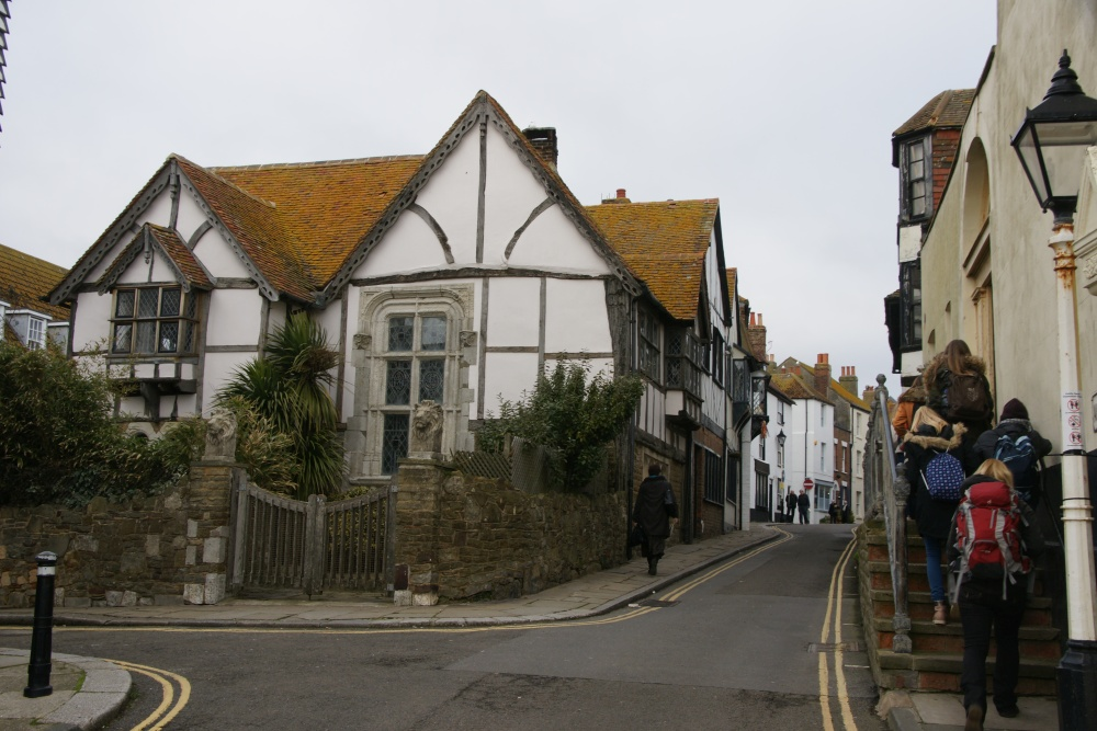 Sie sehen Bilder des Artikels: Hastings 2018
