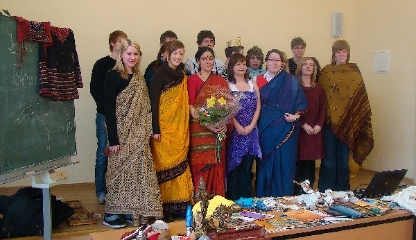 Sie sehen Bilder des Artikels: Indien - ein Land mit kultureller Vielfalt