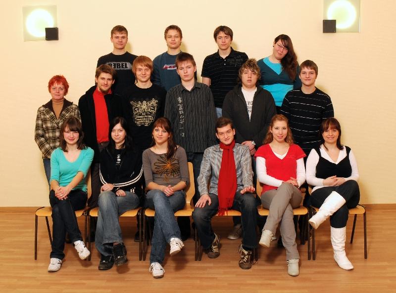 Sie sehen Bilder des Artikels: Klassenfotos 2009