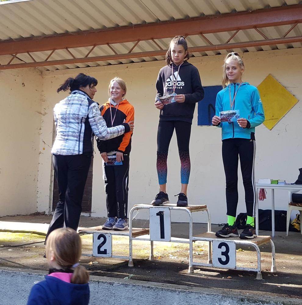 Sie sehen Bilder des Artikels: Kreiscrosslauf 2018