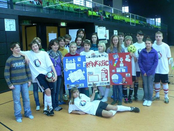 Sie sehen Bilder des Artikels: Eine LebensWeltmeisterschaft 2010