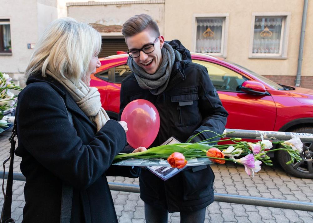 Sie sehen Bilder des Artikels: Verabschiedung Frau Steinert