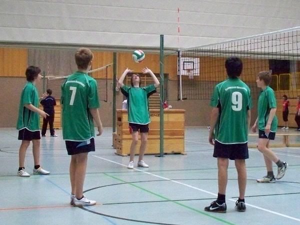 Sie sehen Bilder des Artikels: Ostthüringenmeister im Volleyball