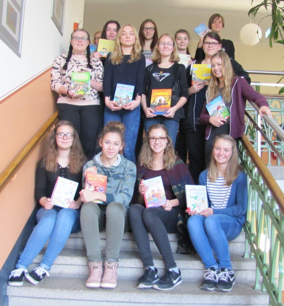 Sie sehen Bilder des Artikels: Bundesweiter Vorlesetag in Meuselwitz und Umgebung