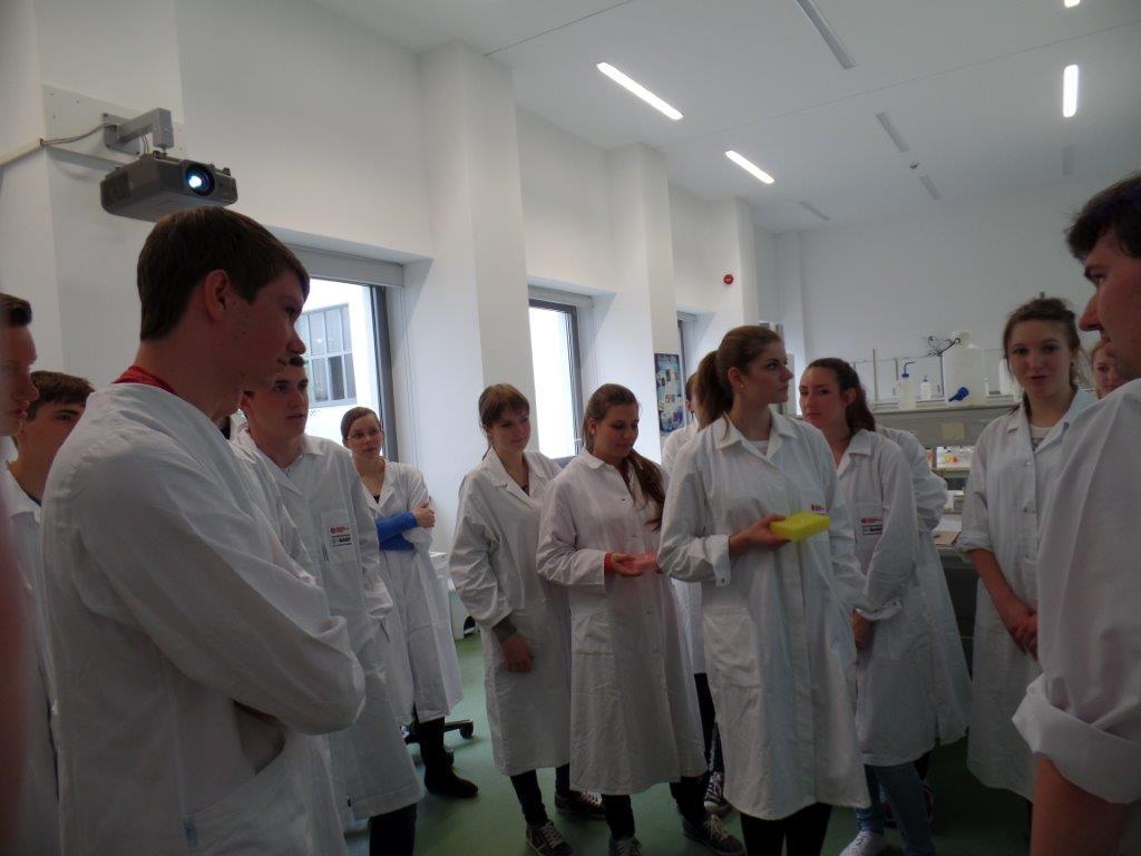 Sie sehen Bilder des Artikels: Das Gläserne Labor in Dresden