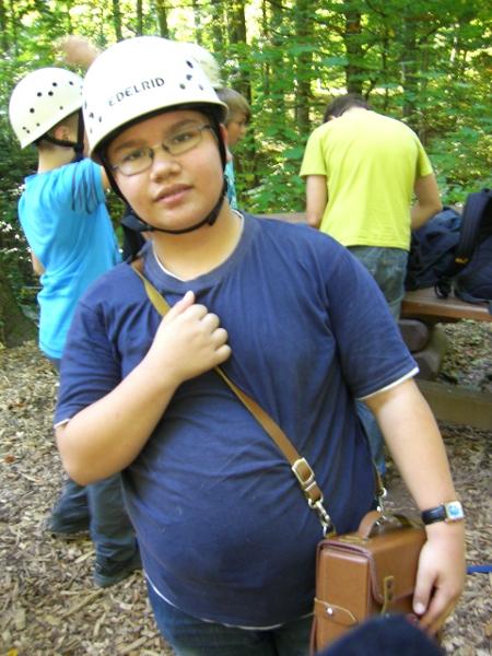 Sie sehen Bilder des Artikels: Wandertag Klasse 7b