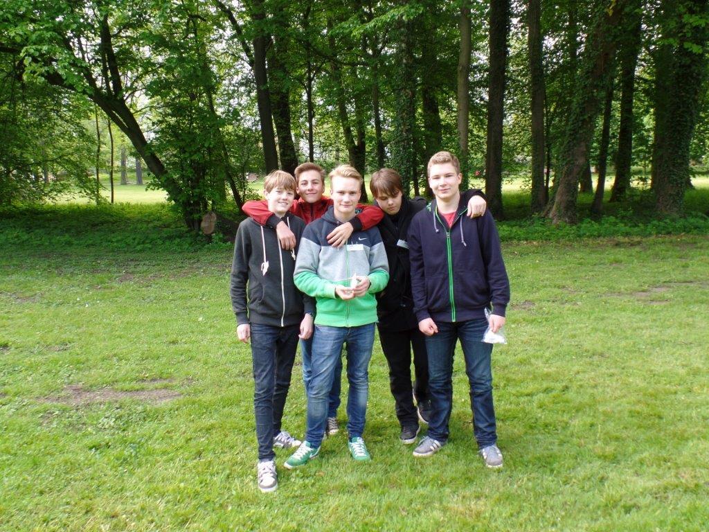 Sie sehen Bilder des Artikels: Europa-Rallye 2014