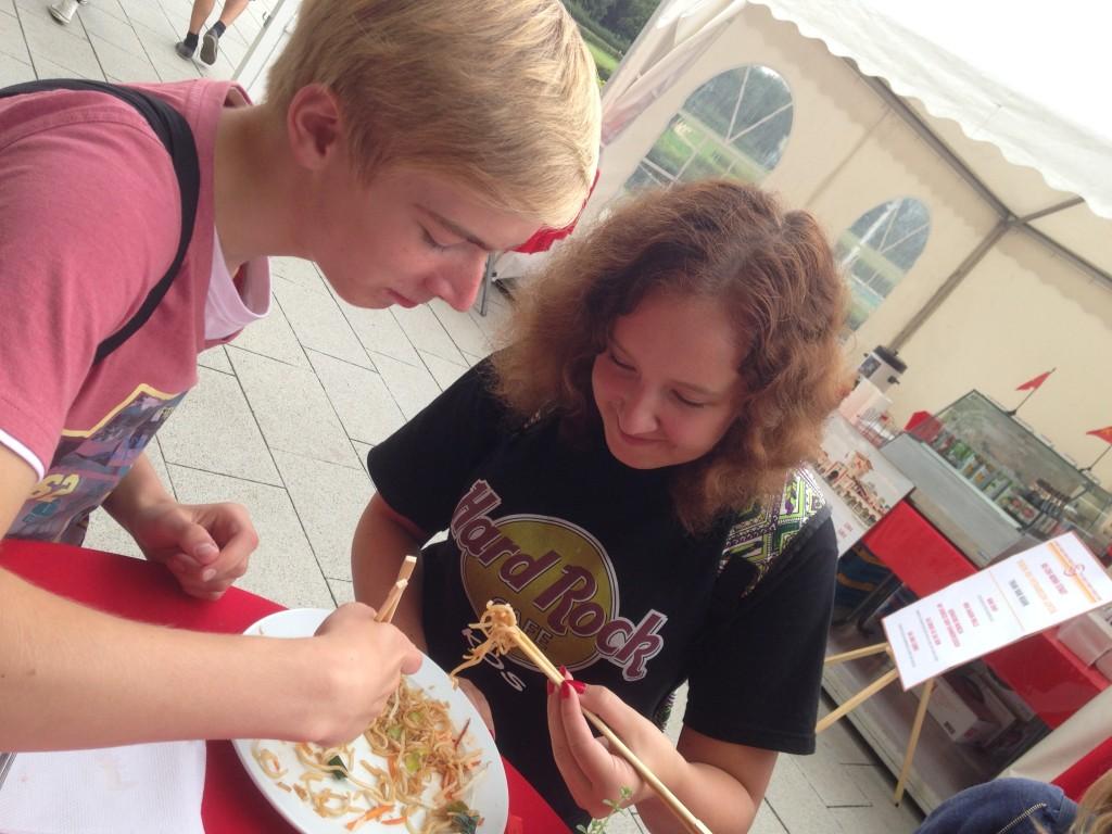 Sie sehen Bilder des Artikels: EatEatEat Festival