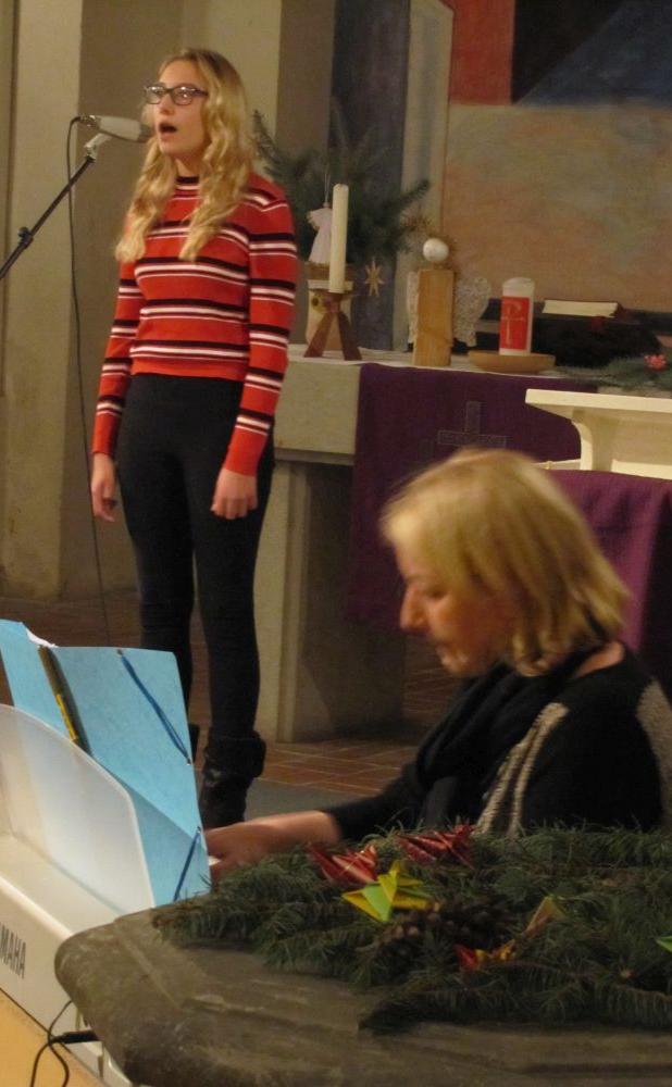 Sie sehen Bilder des Artikels: Adventskonzert 2016