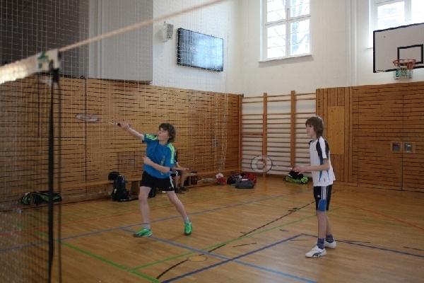 Sie sehen Bilder des Artikels: Regionalfinale Badminton 2012