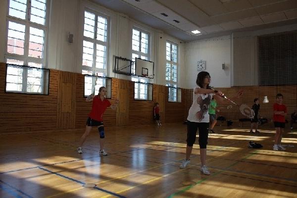 Sie sehen Bilder des Artikels: Regionalfinale Badminton