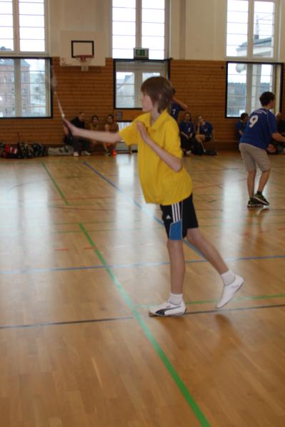 Sie sehen Bilder des Artikels: Badminton - Erfolg bei den Ostthüringenmeisterschaften