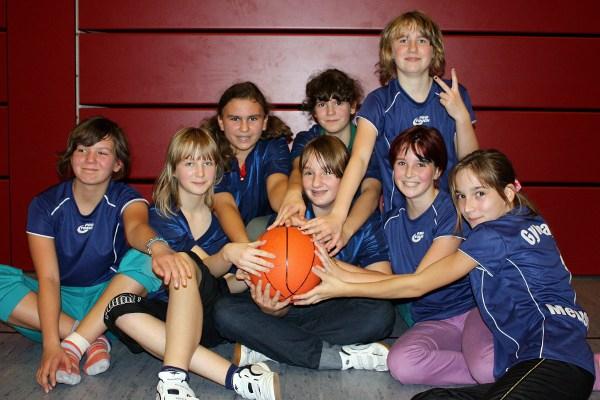 Sie sehen Bilder des Artikels: Kreisfinale Basketball 2010