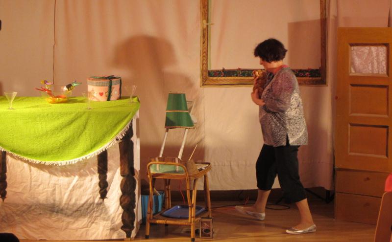 Sie sehen Bilder des Artikels: Theatergastspiel im Fach Französisch