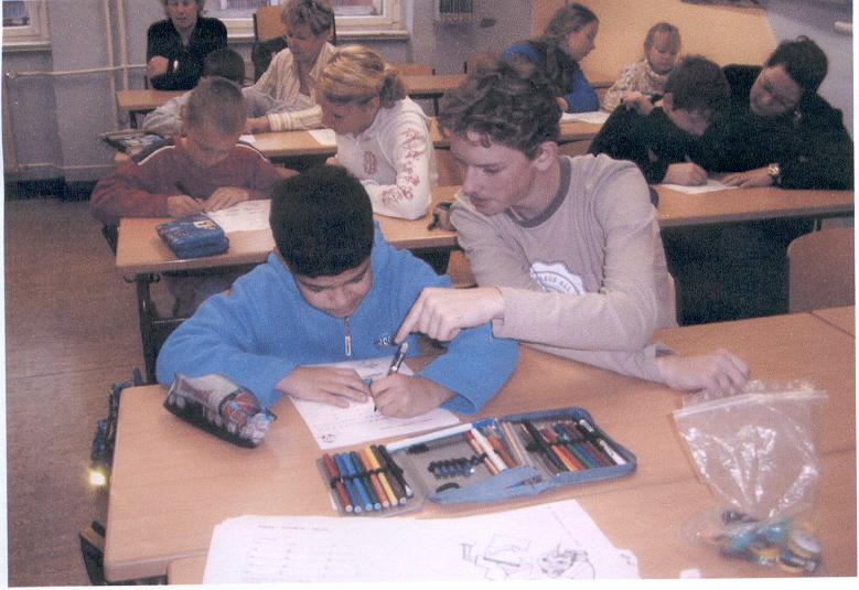 Sie sehen Bilder des Artikels: Grundschultage 2005