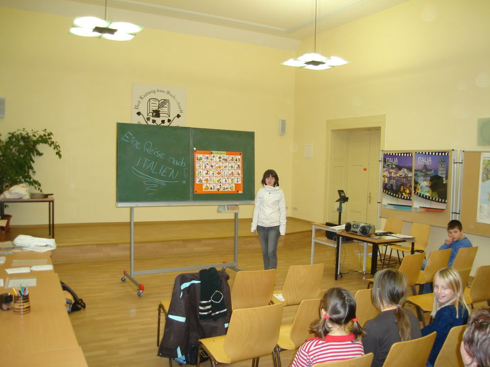 Sie sehen Bilder des Artikels: Grundschultage 2008