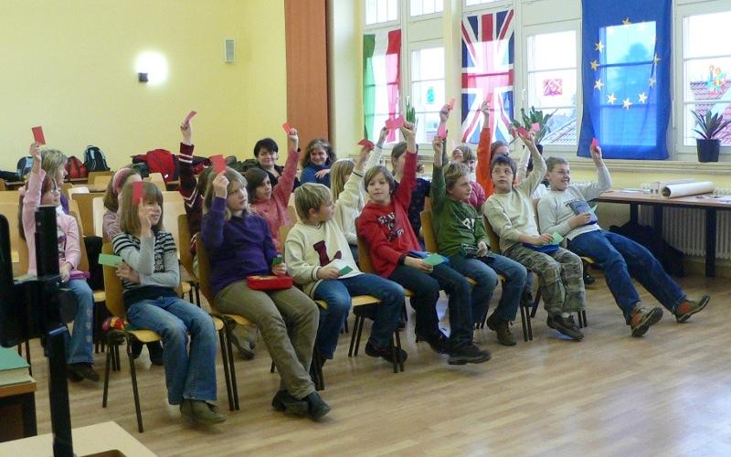 Sie sehen Bilder des Artikels: Grundschultage 2009