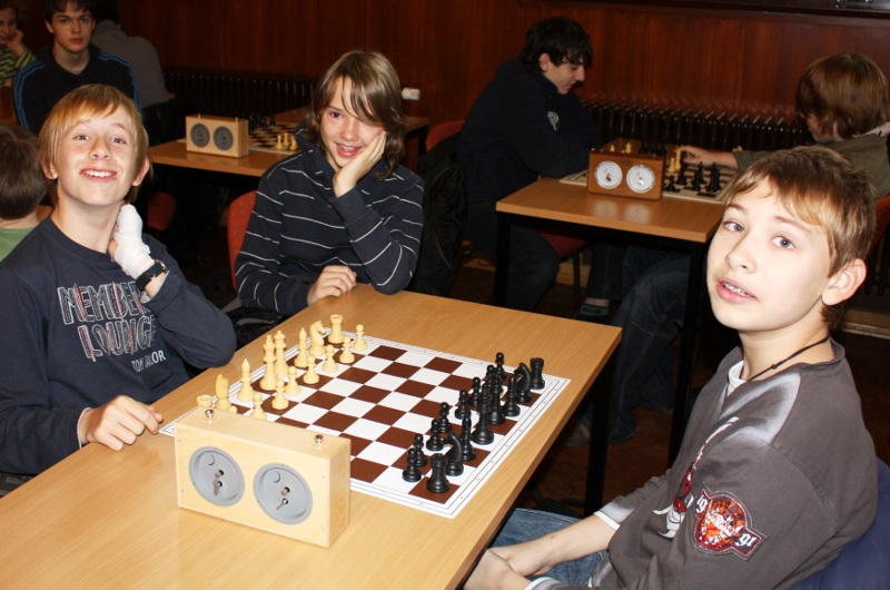 Sie sehen Bilder des Artikels: Kreisschulschachmeisterschaften 2009