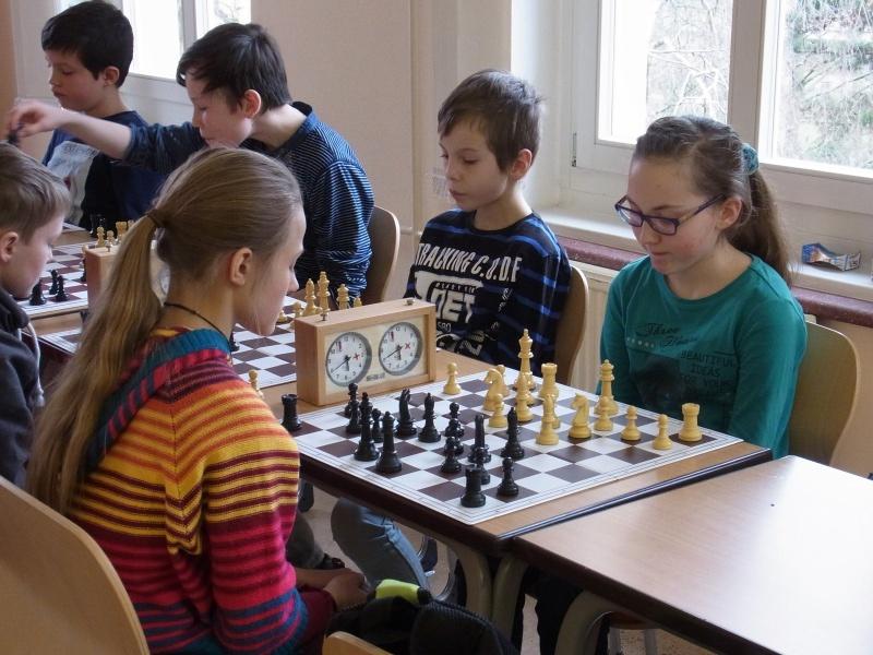 Sie sehen Bilder des Artikels: Kreisschulschachmeisterschaften 2015