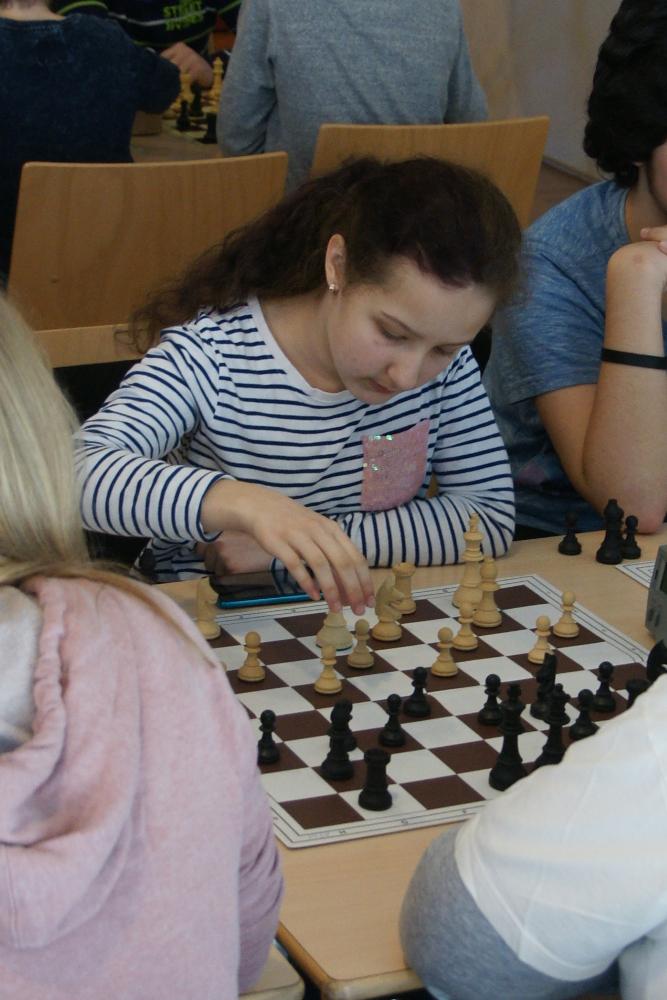 Sie sehen Bilder des Artikels: Kreisschulschachmeisterschaften 2018