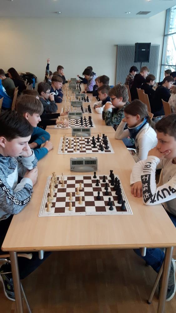 Sie sehen Bilder des Artikels: Kreisschulschachmeisterschaften 2019