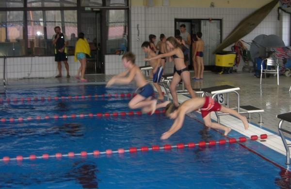 Sie sehen Bilder des Artikels: Schwimmtag 2009
