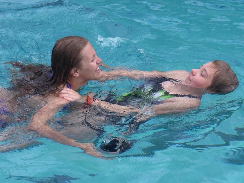 Sie sehen Bilder des Artikels: Schwimmfest 2015