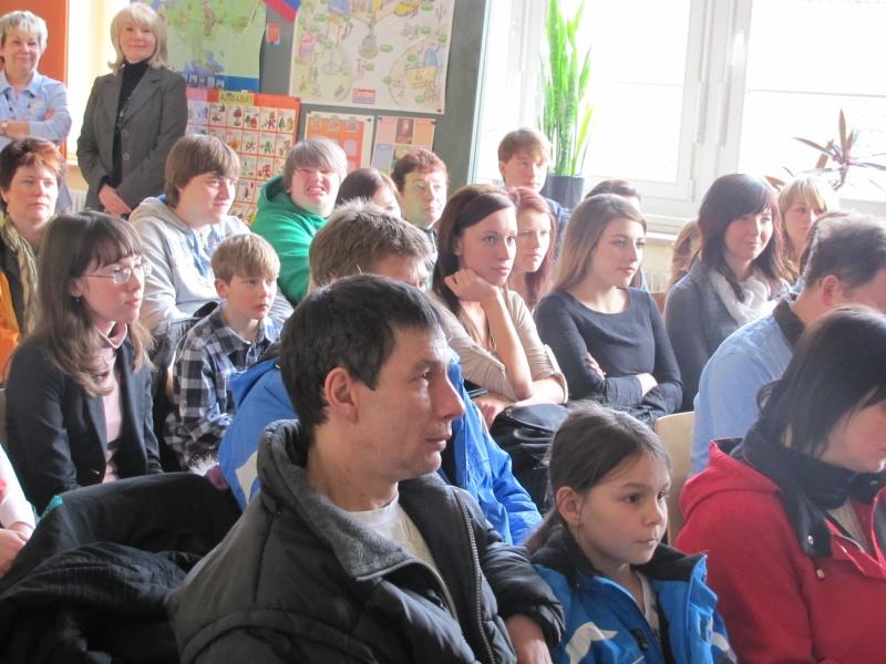 Sie sehen Bilder des Artikels: Tag der offenen Tür 2012