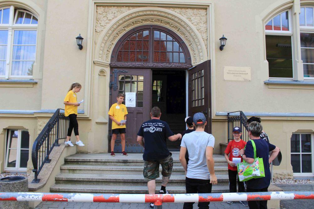 Sie sehen Bilder des Artikels: Tag der offenen Tür - September 2016