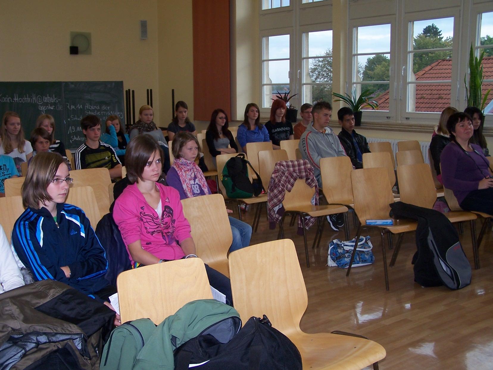 Sie sehen Bilder des Artikels: Schüleraustausch Meuselwitz – Csurgó - Bericht