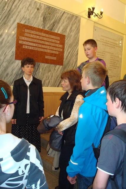 Sie sehen Bilder des Artikels: Schüleraustausch Meuselwitz – Csurgó