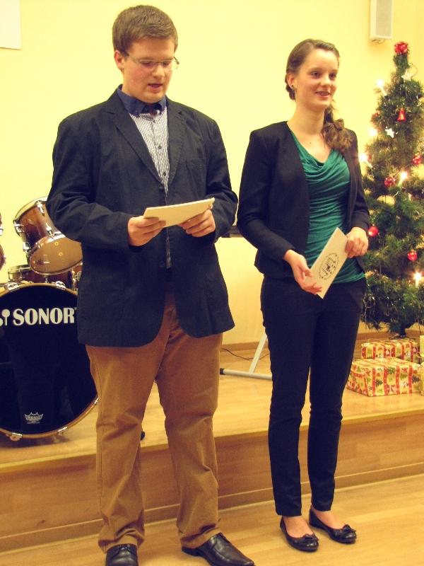 Sie sehen Bilder des Artikels: Weihnachtskonzert 2013
