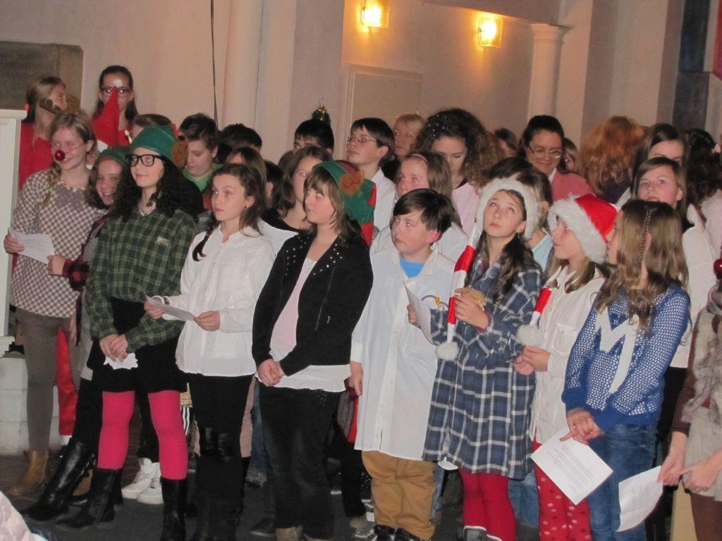 Sie sehen Bilder des Artikels: Adventskonzert 2015